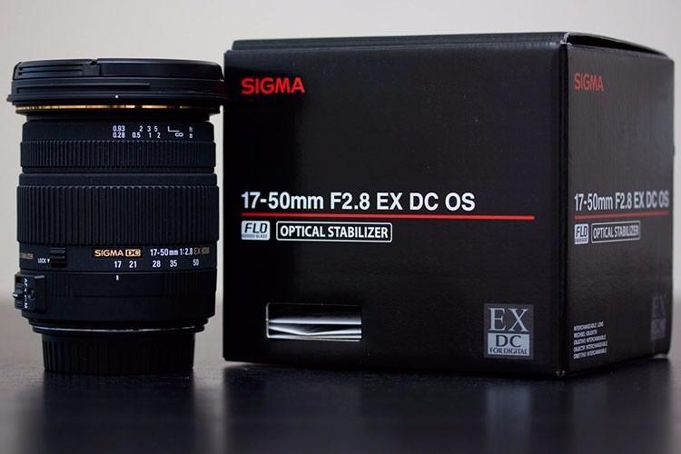 364023026fff0 Lente Sigma 17-50mm F   2.8 Ex Dc Os Hsm Para Canon Nuevo - S  1.599 ...