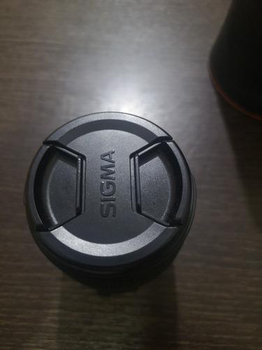 lente sigma 18-250mm para sony
