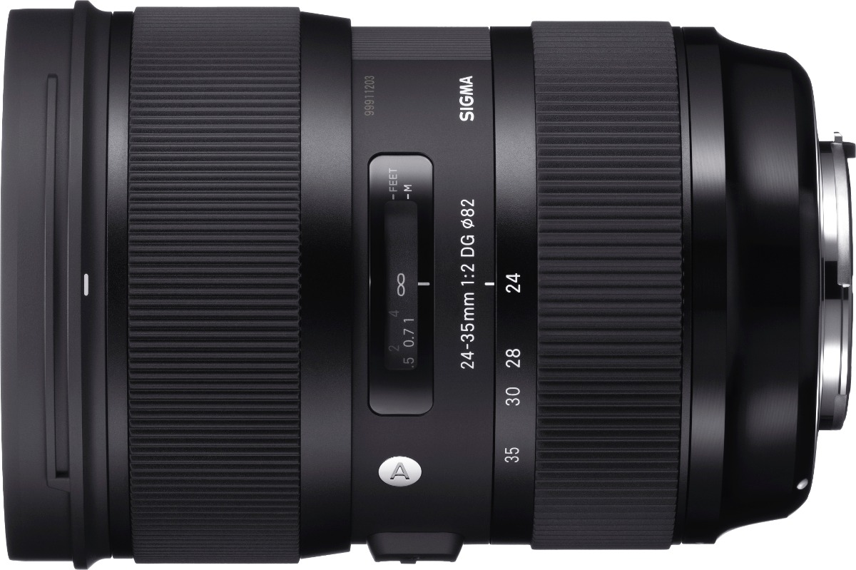 Lente Sigma 24-35mm F 2.0 Art Canon 4 Años Garantía Oficial ...