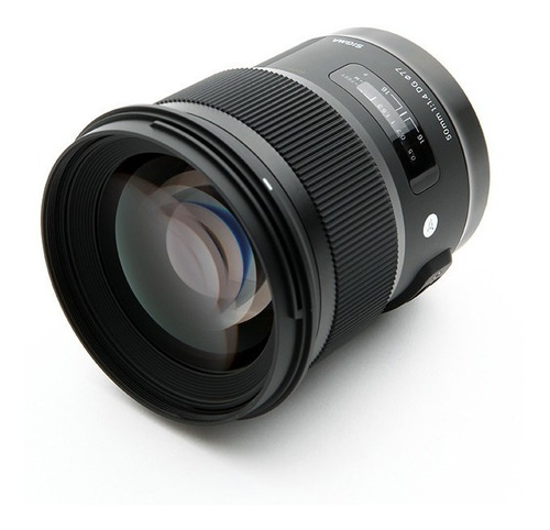 lente sigma 50mm f/1.4 dg hsm art f/nikon 25% off