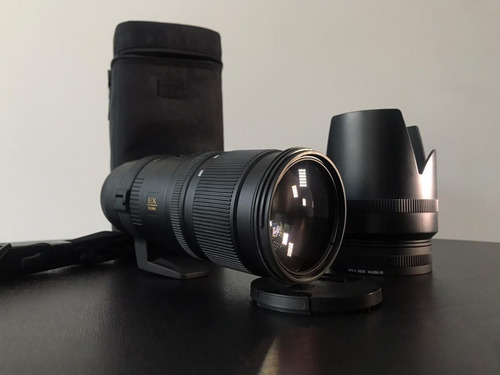lente sigma 70-200mm f/2.8 ex dg apo os hsm para canon