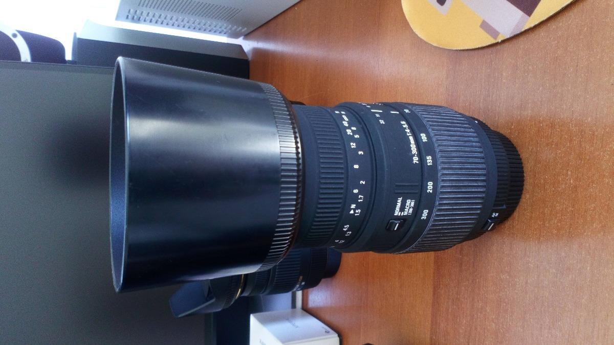 Lente Sigma 70 300mm F 4 56 Dg Macro P Nikon R 60000 Em Os Lens For Carregando Zoom