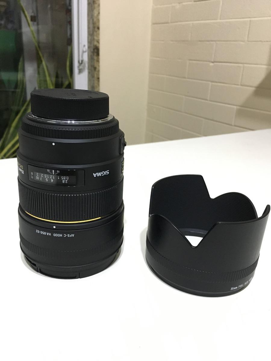 Lente Sigma 85mm F 14 Ex Dg Hsm Nikon 2 Meses De Uso R 3797 Carregando Zoom