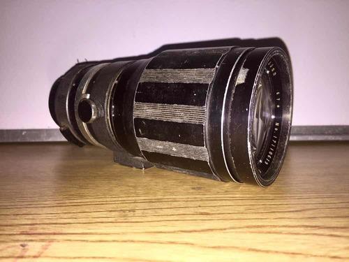 lente soligor 200mm 3.5 montura mc/md minolta-sony