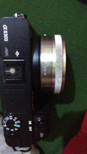 lente sony 16mm 2.8