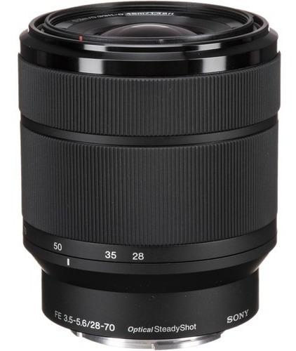 lente sony 28-70mm f/3.5-5.6 oss fe