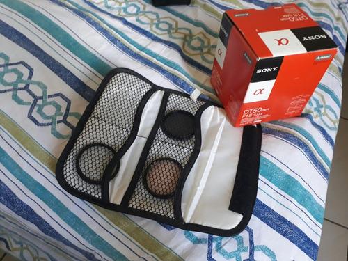 lente sony 50mm f1.8 sam a-mount