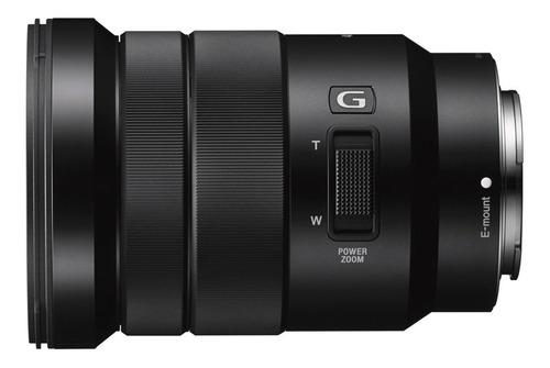 lente sony e pz 18-105mm f4 g oss