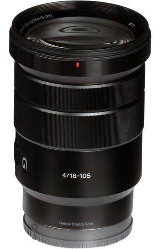lente sony e pz 18-105mm f/4 g oss - selp18105g - loja platinum