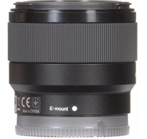 lente sony fe 50mm f/1.8 - sel50f18f - loja platinum
