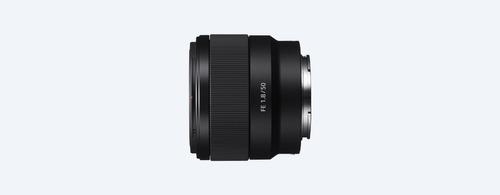 lente sony full frame 50mm f1.8