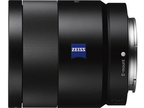 lente sony montura tipo e sonnar t* fe 55 mm f1.8 za