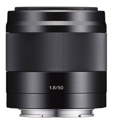 lente sony sel 50mm f/1.8 oss crop a6500 a6300 a6000