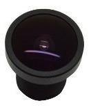 lente substituição camera gopro hero 3 3+ 4 black silver