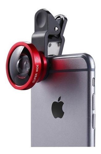 lente super gran angular celulares - premium wide 140grados