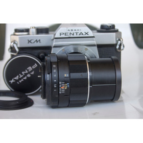 Lente Super Multi Coated Macro Takumar 50mm F4 Raridade