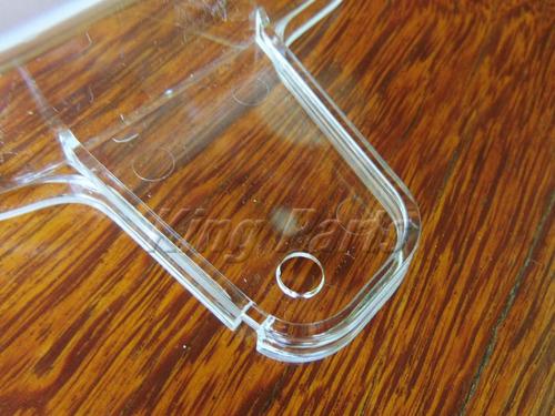 lente superior painel cristal paramotos - yamaha crypton 105