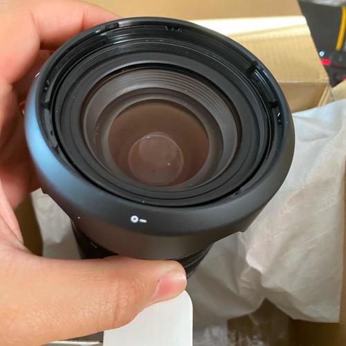 lente tamron 28-75 f/2.8 ñ 0 v a