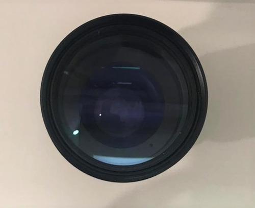 lente tamron 80-210mm f/ 3.8-4