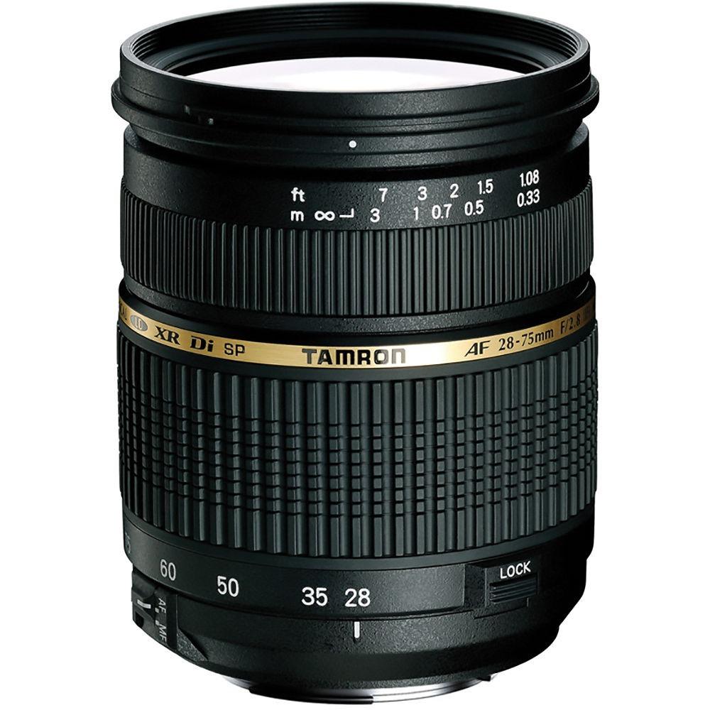 Lente Tamron Af 28-75mm F/2.8 Xr Di Ld -full Frame-nikon - $ 26.333 ...