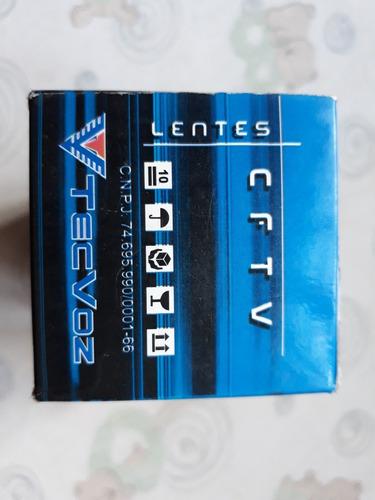 lente tecvoz 2.8 - 12mmvarifocal
