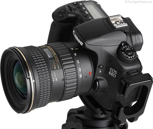 lente tokina 12-28mm f/4 para canon. nuevo. r y m