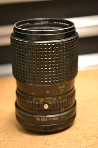 lente tokina 35-105mm para canon fd