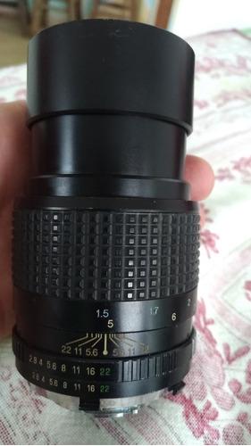 lente tokina rmc 135mm 1:28 °52