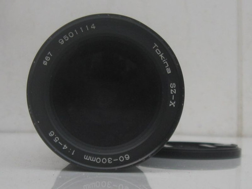 lente tokina zoom 60-300 - rosca - usada requer limpeza