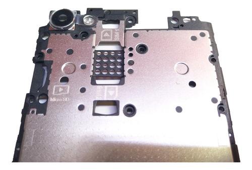 lente traseiro + câmera traseira alcatel a5 led 5085n 5085j