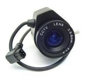 0049b95d3d Lente Varifocal 3.5mm - 8mm Cámaras Cctv Tipo Box Rosca - Bs ...