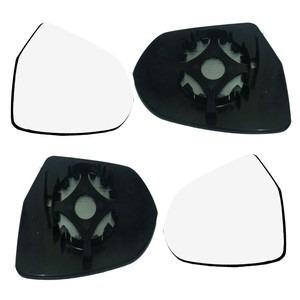 lente vidro + base retrovisor hb-20 todos lado direito hb-20