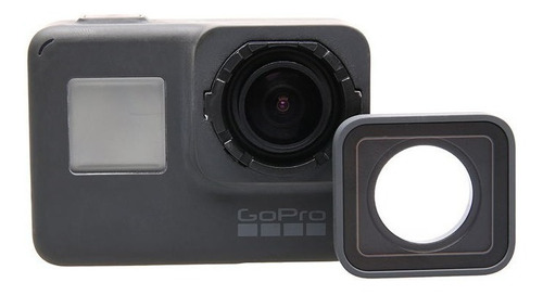 lente vidro de reposição gopro hero 5 e 6 black