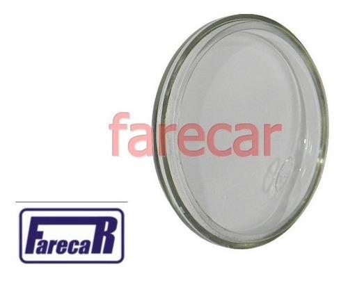 lente vidro farol milha parachoque renault clio 2013 a 2017