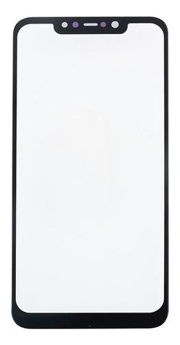 lente vidro s touch pocophone f1 original tela visor frontal