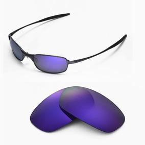 2d5f9abe75 Oakley Square Wire De Sol - Óculos com o Melhores Preços no Mercado Livre  Brasil