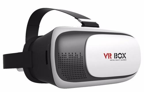 lente visor de realidad virtual vr box 2.0 android iphone