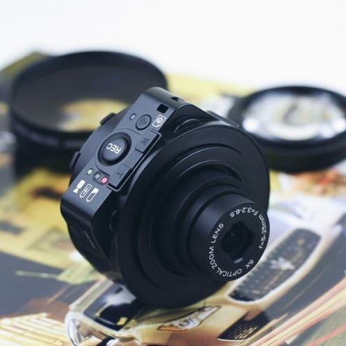 lente wireless camara profesional celular wifi amkov amko x5