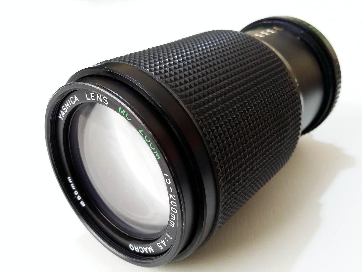 8485516a6 Lente Yashica 75-200mm Full Frame Canon Nikon Sony - R$ 199,00 em ...
