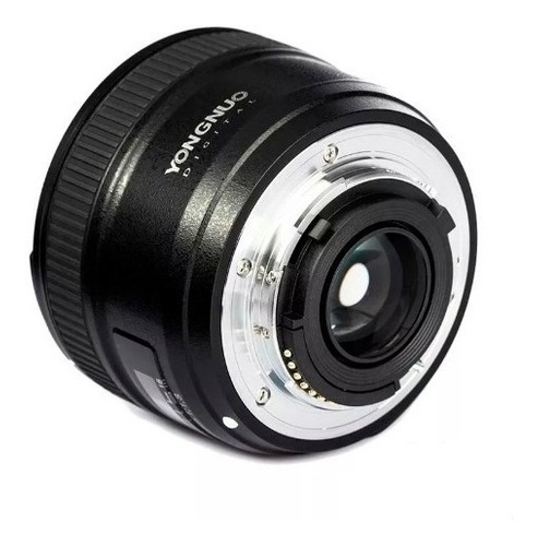 lente yongnuo nikon 50mm 1.8 af mf gran apertura d5100 d5200