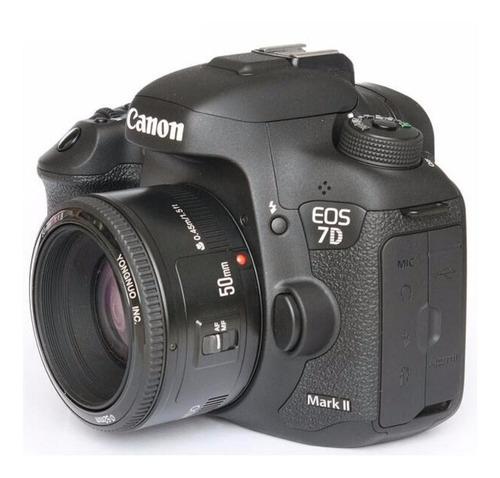 lente yongnuo yn 50mm f1.8 - canon - original