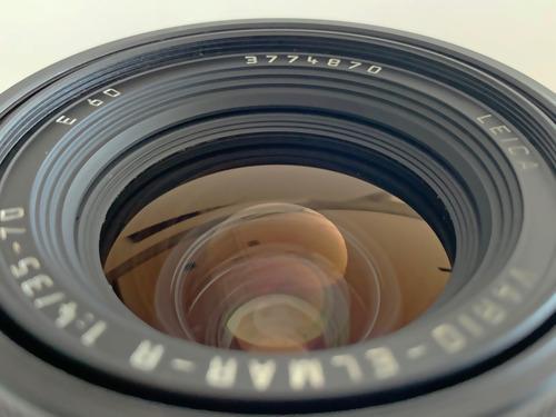 lente zoom leica r 35-70 f4 macro
