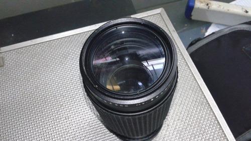 lente zoom super albinar  80-200  f:4.5  analógica