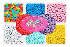 f9a5715f3441 Lentejas De Chocolate 450gr Color Candy Bar La Colgada R1