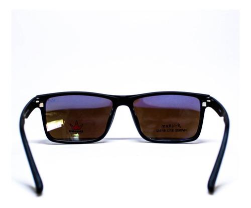 lentes 2 en 1 ópticos + clip thomas blue para sol elven mx