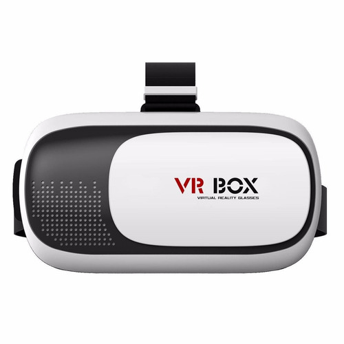 lentes 3d realidad virtual vr box 360° smartphone