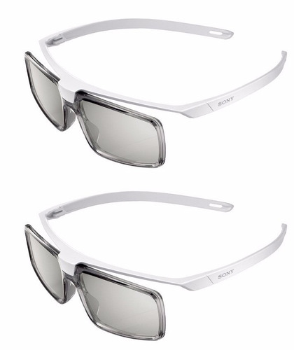 lentes 3d simulview dualplay sony tdg-sv5 playstation