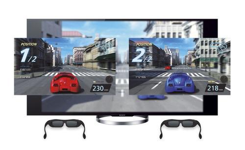 lentes 3d simulview sony tdg-sv5p playstation envio