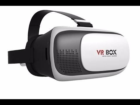 lentes 3d vr world  realidad virtual para smartphone  2016