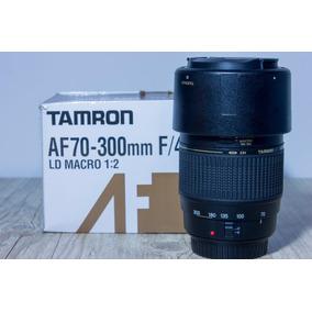 Lente Tamron 70-300mm F/4-5.6 Ld Macro Zoom A17e Canon